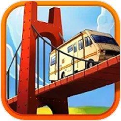 桥梁建筑模拟道具免费版手游下载_桥梁建筑模拟道具免费版手游最新版免费下载