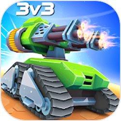 多人坦克对战无限弹药版手游下载_多人坦克对战无限弹药版手游最新版免费下载