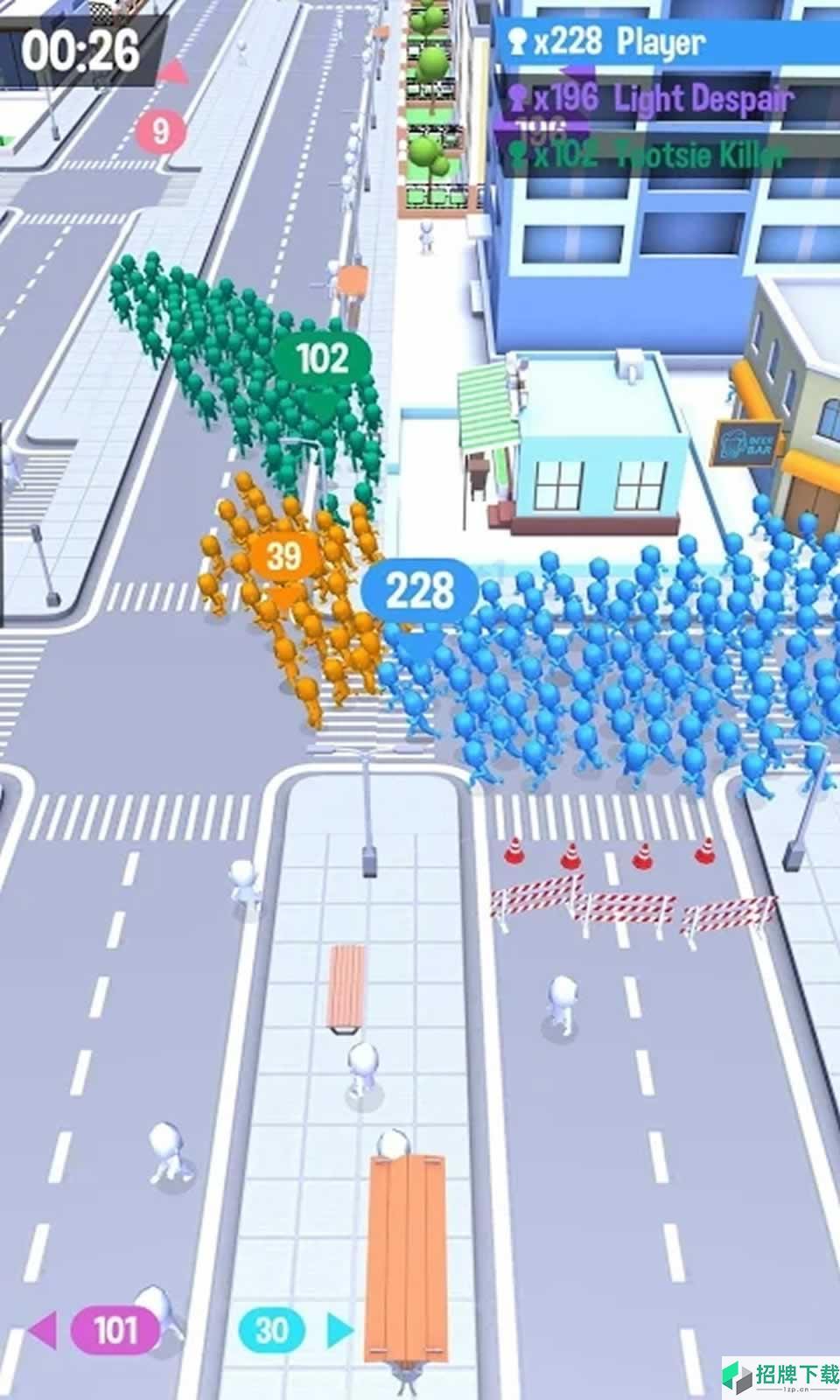 拥挤城市完整版手游下载_拥挤城市完整版手游最新版免费下载
