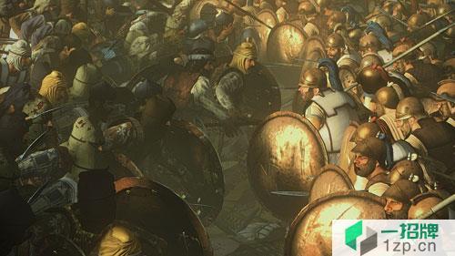 全面战争传奇特洛伊士兵怎