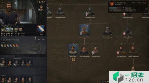王国风云3继承人怎么选择