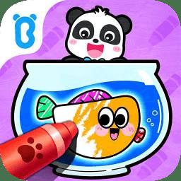 宝宝巴士绘画书游戏app下载_宝宝巴士绘画书游戏app最新版免费下载