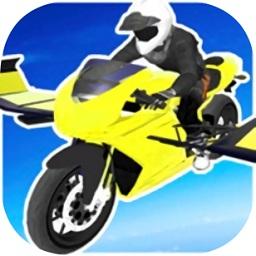飞翔摩托模拟器app下载_飞翔摩托模拟器app最新版免费下载
