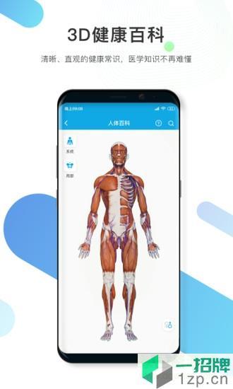 数字人体手机版