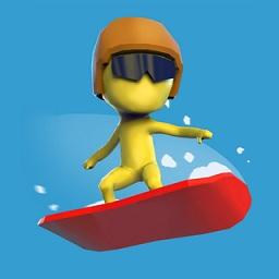 滑雪板冲刺app下载_滑雪板冲刺app最新版免费下载
