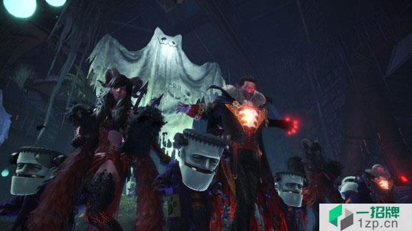 怪物猎人世界冰原惊魂夜有