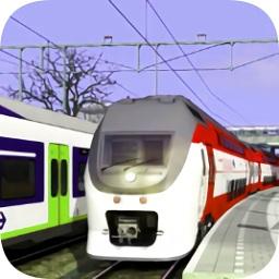 旅行火车模拟器2020游戏app下载_旅行火车模拟器2020游戏app最新版免费下载