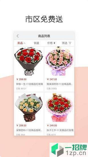 娟蝶鲜花app