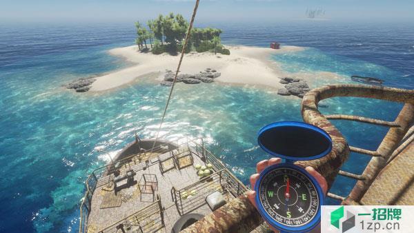 荒岛求生船舵怎么操作 控制船方向的方法分享_