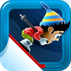 滑雪大冒险2021无限金币版下载_滑雪大冒险2021无限金币版手机游戏下载
