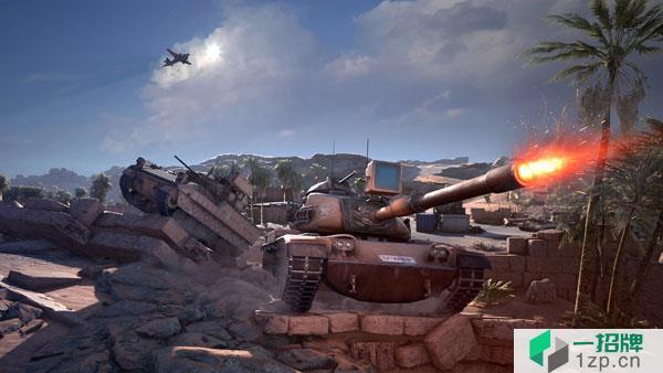 烈火战马哪种类型的坦克好