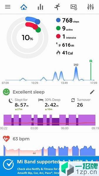 Notify&FitnessforMiBandapp下载_Notify&FitnessforMiBand手机软件app下载