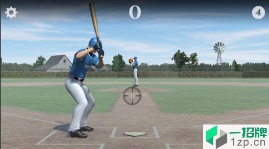 开心棒球游戏