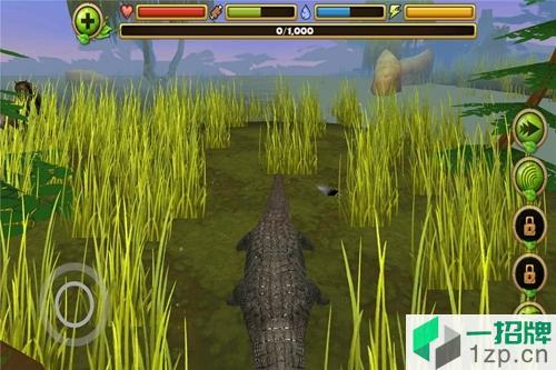 终极鳄鱼模拟器中文版下载_终极鳄鱼模拟器中文版手机游戏下载