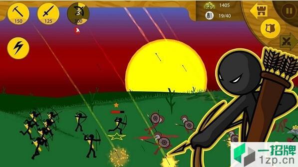 火柴人战争游戏正版下载_火柴人战争游戏正版手机游戏下载