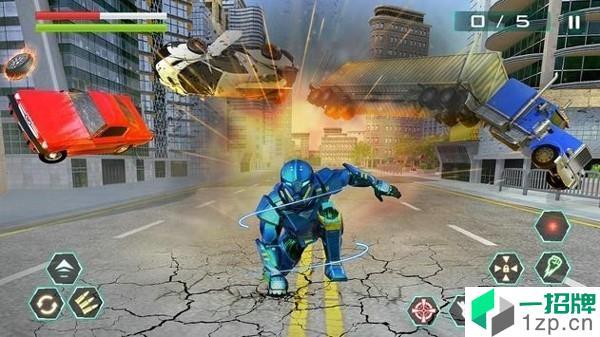 绳索英雄城市战争app下载_绳索英雄城市战争app最新版免费下载